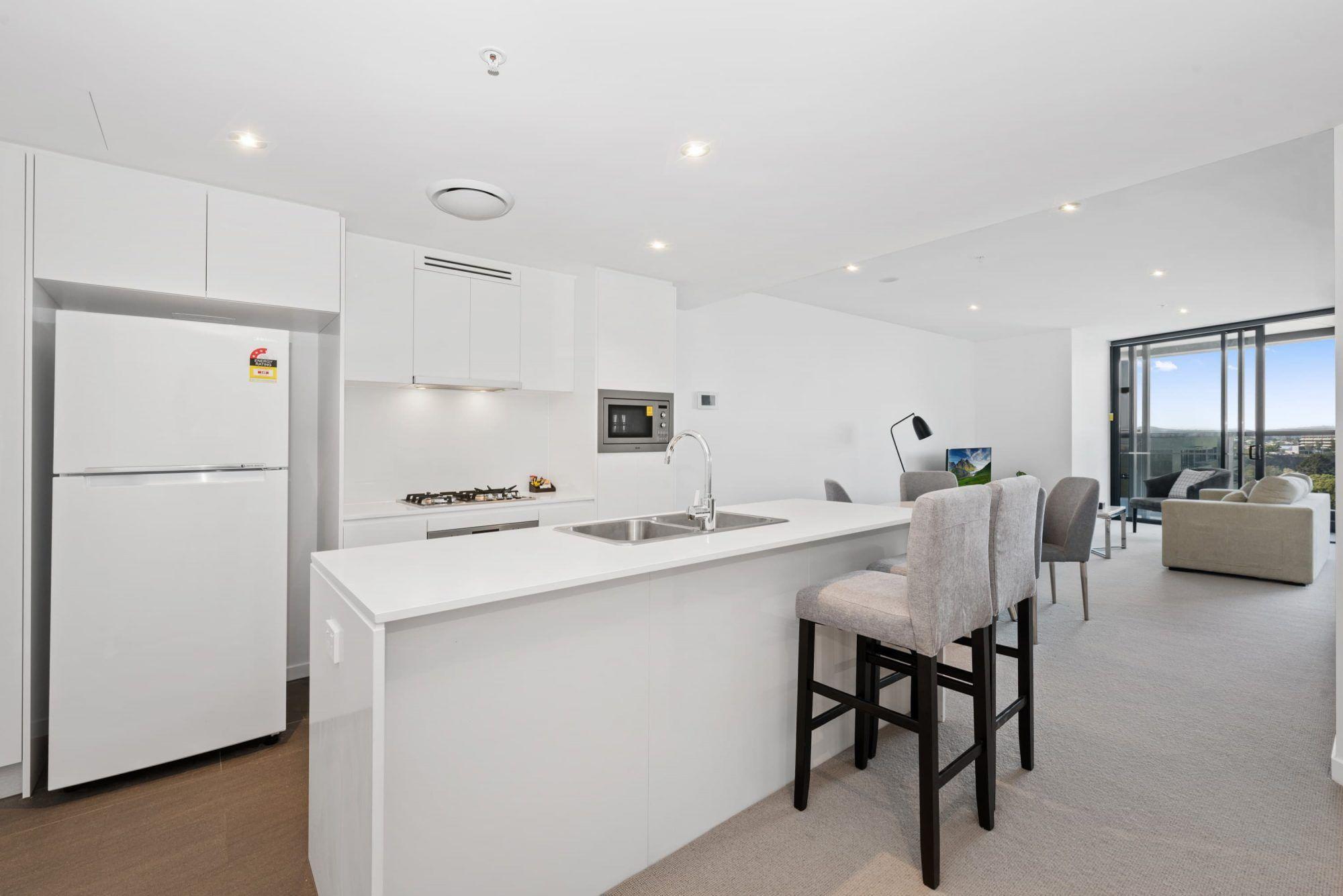 2 Bedroom 1 Bathroom Apartments For Rent In Brisbane City Song Properties